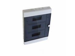 Бокс пластиковый модульный для внутренней установки на 36 модулей, Electro House EH-BM-016