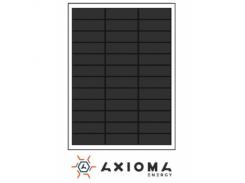 Солнечная батарея AXIOMA energy 50 Вт 12 В, монокристаллическая (Grade A AX-50M-36)