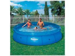 Надувной бассейн Bestway 57273 (366x76см)