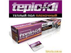 Пленочный теплый пол Teplofol - nano TH-1415-10,0 - площадь обогрева 10,0 кв. метр.