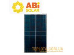 Солнечная батарея  ABi-Solar 120 Вт 12 В, поликристаллическая (Grade A SR-P636120)