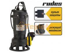 Rudes дренажно-фекальный насос DRF 1500 CUTF