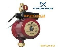 Насос для повышения давления GRUNDFOS UPA 120 AUTO в комплекте с датчиком протока