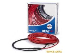 DEVIflex 10T 600W (60 m), (Дания) - Двухжильный нагревательный кабель