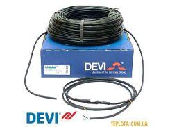 Нагревательный кабель двухжильный DEVIsnow 30T (DTCE-30) 230V, 1020 Вт, 34 м, Дания