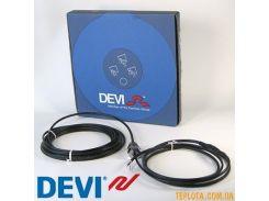 Нагревательный кабель для установки в трубу DEVIaqua  9T (DTIV-9), 810 Вт, 90 м, Дания