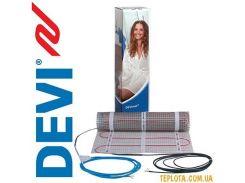 DEVIheat 150S (DSVF-150), 965-1050 Вт, 7,0 м2, Дания - Одножильный нагревательный мат