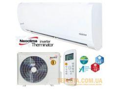 Кондиционер инверторный Neoclima NS/NU-09AHEIw (Neoclima Therminator 2.0 inverter, тепло до -15)