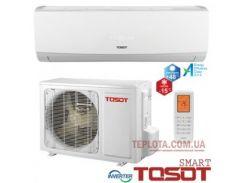 Кондиционер инверторный Tosot GS-09DW (Tosot Smart Wi-Fi, тепло до -15, холод до +48оС)