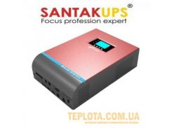 Инвертор напряжения автономный SANTAKUPS PH18-3K MPK (2,4 кВт, 24 В, 1-фазный, 1 MPPT контроллер)