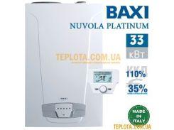 BAXI NUVOLA PLATINUM+ 33 GA (конденсационный)