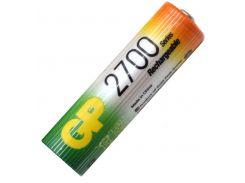 Аккумуляторная батарейка АА (пальчиковая) GP 1шт R06 2700mA 270AAHC-U2