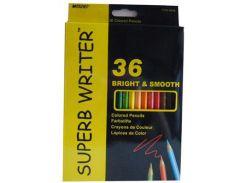 Карандаши цветные 36цв. MARCO Superb Writer 4100-36CB