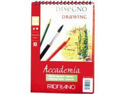 Альбом на спирали Fabriano Accademia А5 30л. 200г/м2 16F5203/F-44201421