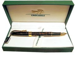 Ручка перьевая Crocodile F506