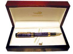 Ручка перьевая Crocodile F806