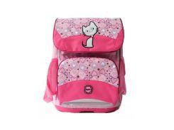 Рюкзак (ранец) школьный каркасный MagTaller 20913-47 Kitty