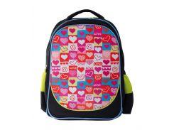 Рюкзак (ранец) школьный YES 551578 Love