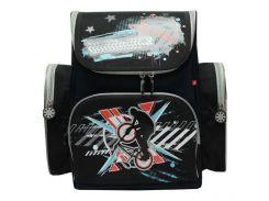 Рюкзак (ранец) школьный каркасный Dr.Kong TB002 Extreme мягкая спинка 35,5*26*13