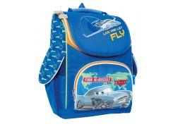 Рюкзак (ранец) школьный каркасный 1 Вересня 551816 Тачки 2532-1 25*34*12см