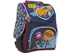 Рюкзак (ранец) школьный каркасный 1 Вересня 551947 Super Car 2532 25*34*12см