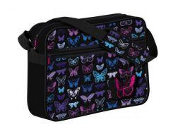 Сумка через плечо StarPak Butterfly STK-26 28*38*10 см 329166