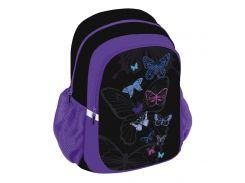 Рюкзак (ранец) школьный StarPak 329170 STK-40 Butterfly 41*31*21 см