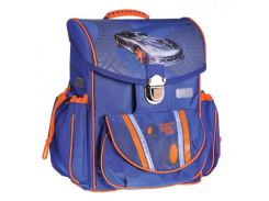 Рюкзак (ранец) школьный каркасный ZiBi ZB15.0115RD Road