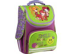 Рюкзак (ранец) школьный каркасный Kite мод 501-2 Pop Pixie PP15-501-2S