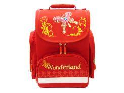 Рюкзак (ранец) школьный каркасный TIGER FAMILY 3901-S Wonderland