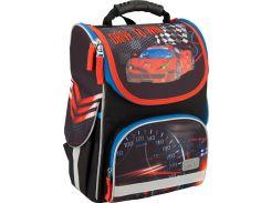 Рюкзак (ранец) школьный каркасный Kite мод 501-4 Drive K16-501S-4