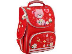 Рюкзак (ранец) школьный каркасный Kite мод 501 Popcorn PO16-501S