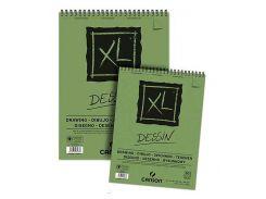 Альбом спираль А3 для графики Canson XL 160г/м 50л. CON-200777129R