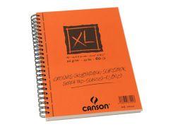 Альбом спираль А5 для набросков Canson XL 90г/м 60л. Слоновая кость CON-200787221R