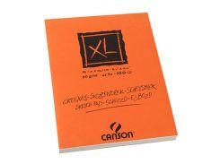 Бумага-склейка для набросков Canson XL А4 21*29,7см 90г/м 100л. Слоновая кость CON-200787302R