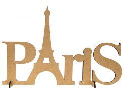 Заготовка для декорирования Rosa Talent (МДФ) Paris 54*19*0,6см 4801222