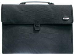 Портфель В4 3 отд. пластик Economix E31611