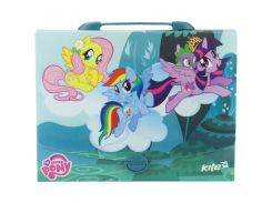 Портфель А4 Kite мод 209 My Little Pony пластик с замком LP17-209
