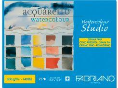 Бумага-склейка для акварели Fabriano А4 75л. 300г/м2 Watercolour среднее зерно 75302735