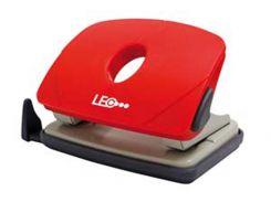 Дырокол LEO мощность 16л. L1423-**_Красный
