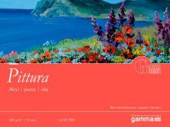 Альбом для акрила и масла Fabriano (Gamma) 32,5*45 см 10л. 400г/м2 Pittura P4003245K10