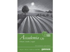 Бумага-склейка для рисования Fabriano (Gamma) 21*29,7 см 100л. 120г/м2 Accademia A1202129K100