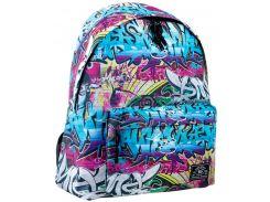 Рюкзак (ранец) школьный 1 Вересня Yes 553975 Crazy 16 ST-15 31*41*14см