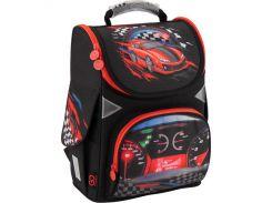 Рюкзак (ранец) школьный каркасный GoPack мод 5001 GO18-5001S-17