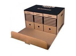 Коробка Donau для архивных коробов Front 7667301PL