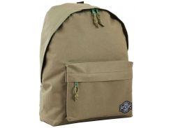 Рюкзак (ранец) школьный 1 Вересня Yes 553494 Khaki SP-15 37*28*11см