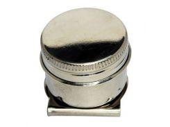 Масленка металлическая одинарная D.K. ART - CRAFT с крышкой d:6см 157101