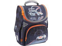 Рюкзак (ранец) школьный каркасный GoPack мод 5001 GO18-5001S-19