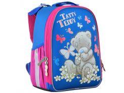 Рюкзак (ранец) школьный каркасный 1 Вересня Yes 555366 Me-to-you H-25 35*26*16см