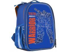 Рюкзак (ранец) школьный каркасный 1 Вересня Yes 555788 Robot H-25 35*26*16см